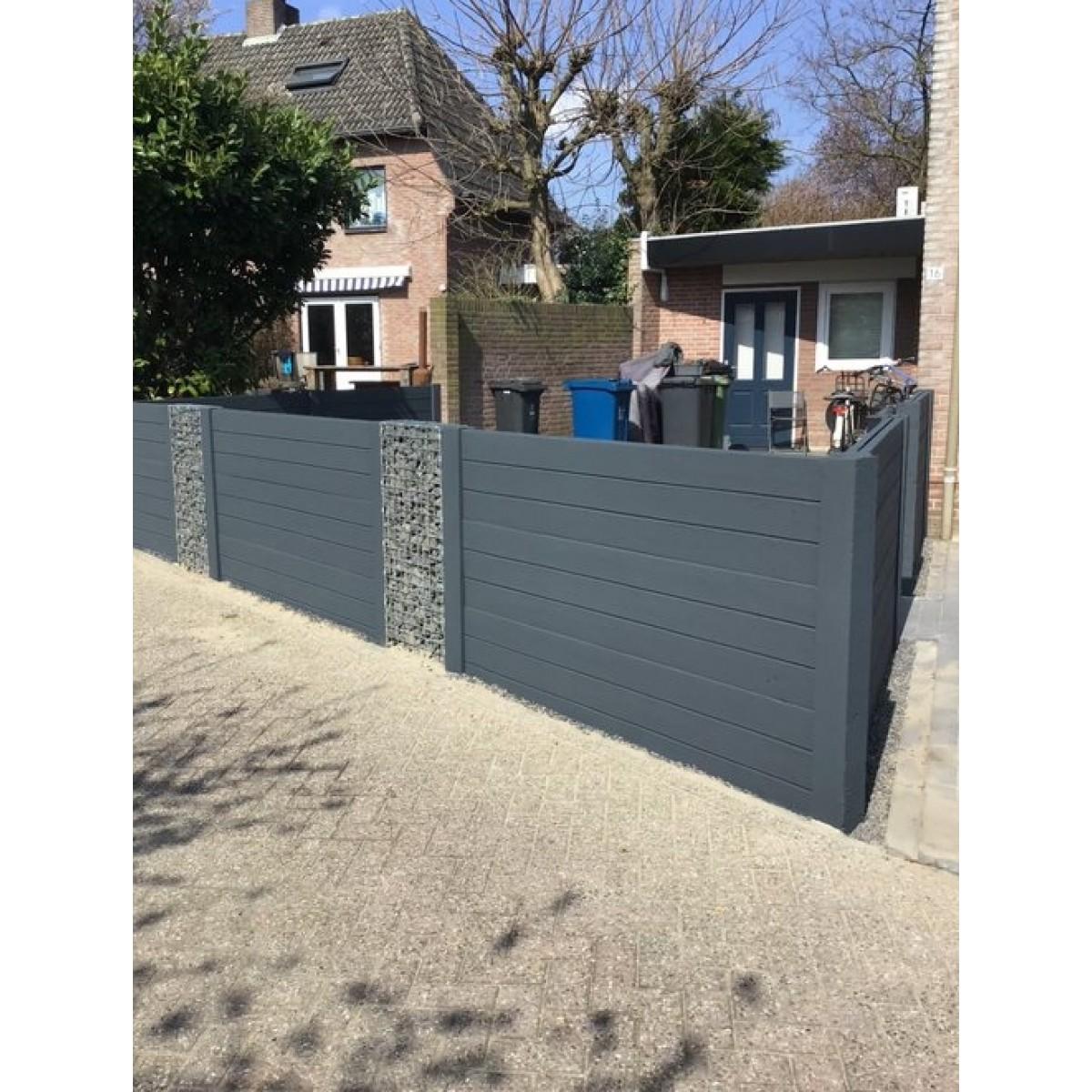 Betonschutting van Schutting33.nl